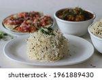Indian Dish Made Of Basmati...