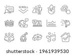 seo target  packing boxes and...   Shutterstock .eps vector #1961939530