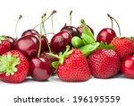 berry   Shutterstock . vector #196195559