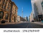 Toronto Ontario Canada April 24 ...