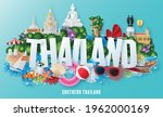 southern thailand   the most...   Shutterstock .eps vector #1962000169