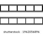film strip icon isolated on...   Shutterstock .eps vector #1962056896