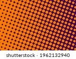 abstract orange and purple... | Shutterstock .eps vector #1962132940