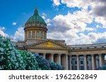 Cathedrals Of Saint Petersburg. ...