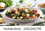 Kale Salad With Apple  Beetroot ...