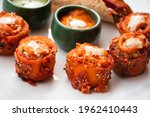 Chicken Tikka Indian Food With ...