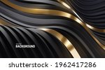 abstract background with 3d... | Shutterstock .eps vector #1962417286