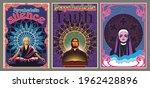 psychedelic religion poster set ... | Shutterstock .eps vector #1962428896