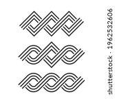 infinity loop design isolated...   Shutterstock .eps vector #1962532606