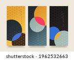 vector set packaging templates... | Shutterstock .eps vector #1962532663