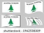 pine tree flag of 1775 | Shutterstock .eps vector #1962538309