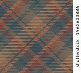 seamless pattern of scottish... | Shutterstock .eps vector #1962633886