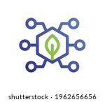 green technology  biotechnology ...   Shutterstock .eps vector #1962656656