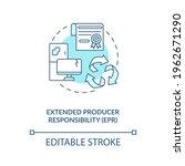 extended producer... | Shutterstock .eps vector #1962671290