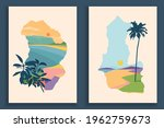 abstract colourful landscape... | Shutterstock .eps vector #1962759673