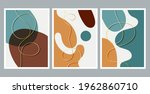 modern abstract painting.... | Shutterstock .eps vector #1962860710