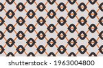 vintage vector pattern. ... | Shutterstock .eps vector #1963004800