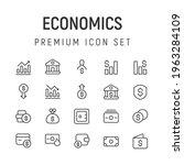 premium pack of economics line...