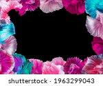 Colorful Rectangular Frame With ...
