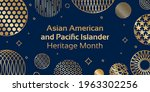 asian american and pacific... | Shutterstock .eps vector #1963302256