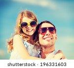 summer holidays  children and... | Shutterstock . vector #196331603