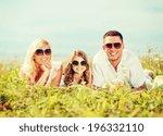 summer holidays  children and... | Shutterstock . vector #196332110