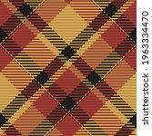seamless pattern of scottish... | Shutterstock .eps vector #1963334470