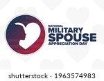 national military spouse... | Shutterstock .eps vector #1963574983