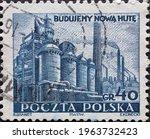 Poland Circa 1951   A Post...