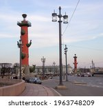 saint petersburg  russia  ...   Shutterstock . vector #1963748209