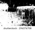 grunge texture. vector... | Shutterstock .eps vector #196376708
