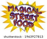 Magical Street Food   Comic...