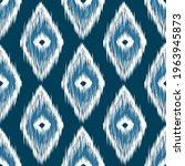 Tribal Seamless Pattern Vector...