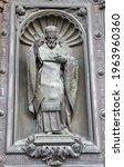 saint petersburg  russia  ...   Shutterstock . vector #1963960360