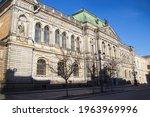 saint petersburg  russia  ...   Shutterstock . vector #1963969996