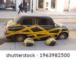 saint petersburg  russia  ...   Shutterstock . vector #1963982500