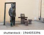 saint petersburg  russia  ...   Shutterstock . vector #1964053396