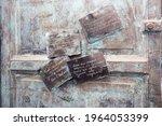 saint petersburg  russia  ...   Shutterstock . vector #1964053399