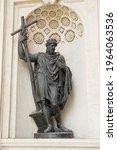 saint petersburg  russia  ...   Shutterstock . vector #1964063536