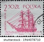 Poland Circa 1963   A Post...