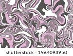fluid art. modern artwork... | Shutterstock .eps vector #1964093950