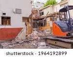 Demolition Of Buildings With...