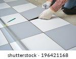 Tiler Install Ceramic Tiles On...