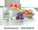 Assorted Food For Iftar During...