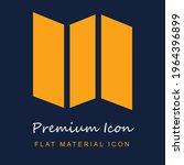 brochure premium material ui ux ...