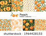 pattern with seamless patterns...   Shutterstock .eps vector #1964428153