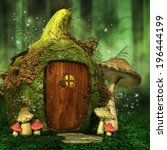 Little Fairy House With...