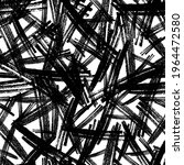 seamless pattern with black... | Shutterstock .eps vector #1964472580