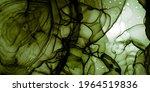 Marble Design Paint. Olive...