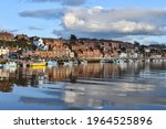 Whitby  Yorkshire  England  ...